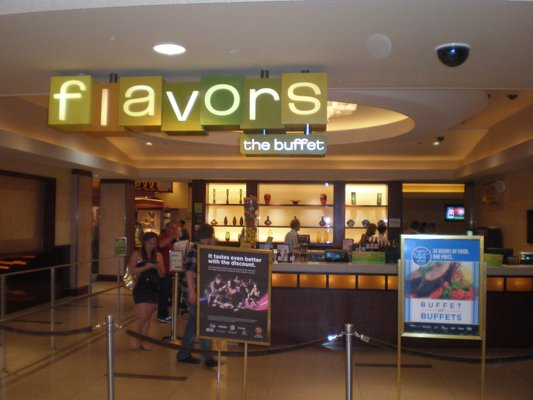 Harrahs Flavor Buffet
